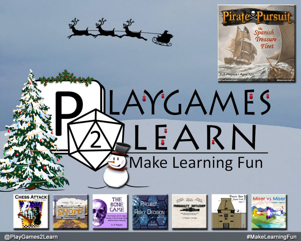 PlayGames2Learn.com - Making Plans