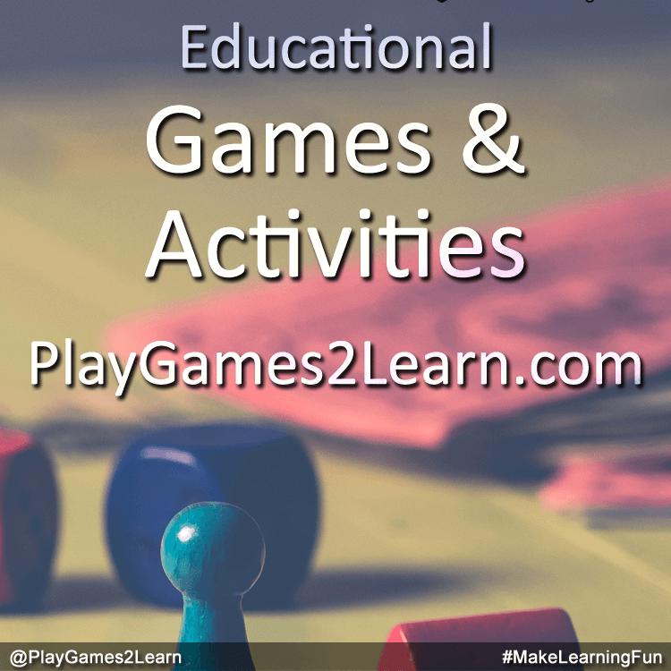 PlayGames2Learn.com - Educational Games
