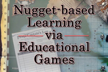 PlayGames2Learn.com - Nugget-based Learning