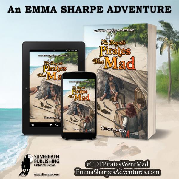 EmmaSharpesAdventures.com - The Day the Pirates Went Mad