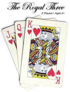 PlayGames2Learn.com - The Royal Three